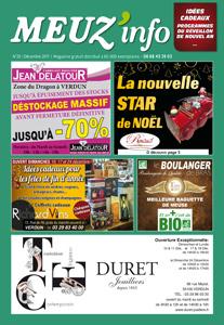 Meuse Info n°25 - décembre 2017