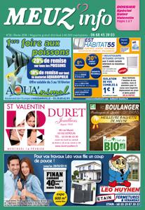 Meuse Info n°26 - Février 2018