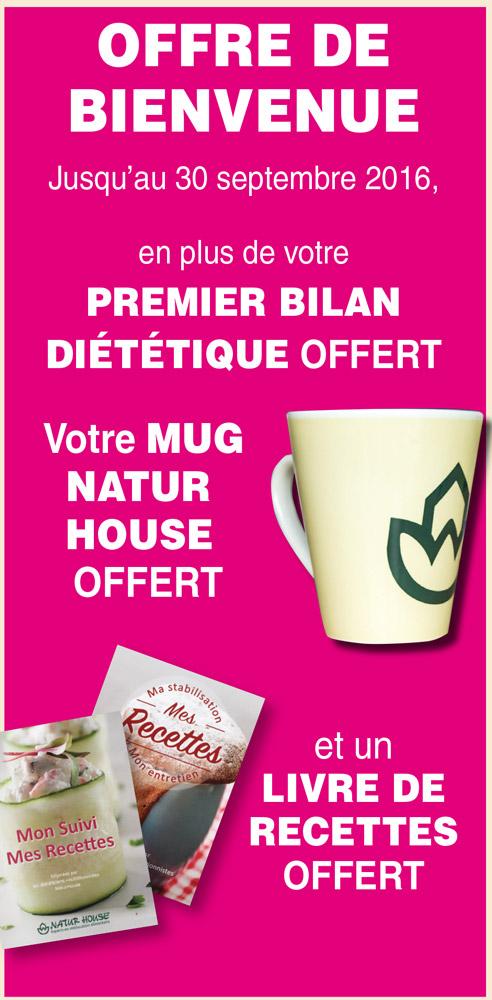 NaturHouse-offre