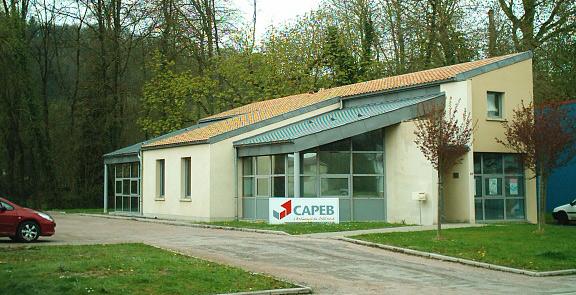CAPEB de la Meuse à Savonnières devant Bar