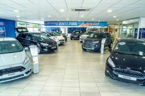 Espace Ford JM Automobiles