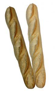 Baguettes blanches ou dorées au choix, Boulanger de Bras