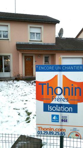 Isolez vos combles pour 0€ avec Thonin Frères