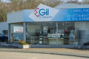 Gil & Associés vente de carrelage et de revêtements de sol à Belleville sur Meuse (55)