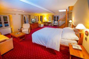 Chambre pour séjour au Château des Monthairons