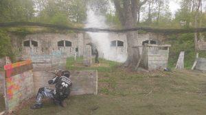 Paintball Temple à Verdun en Meuse