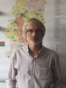 Patrick Leseck, chef de projet du programme EDF «En Meuse et en Haute Marne, ensemble économisons l'énergie»