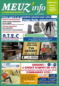 Meuse Info n°30 - juin 2018