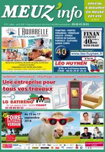 Meuse Info n°31 - juillet / août 2018