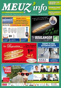 Meuse Info n°32 - septembre 2018