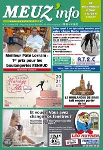Meuse Info n°33 - octobre 2018