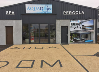 Showroom Aquadom