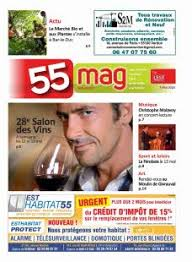 magazine Meuse : journal 55 mag