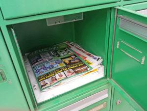Distribution boîtes aux lettres Meuse