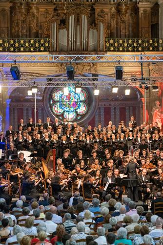 Concert prévu à la cathédrale de Verdun