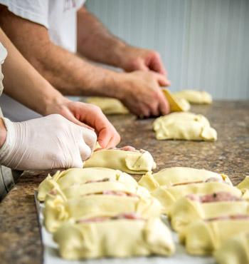 Pâtés lorrains, boulangerie renaud à Verdun en Meuse