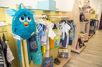 Planete Alpha'B, vêtements enfants 0-16 ans occasion en Meuse