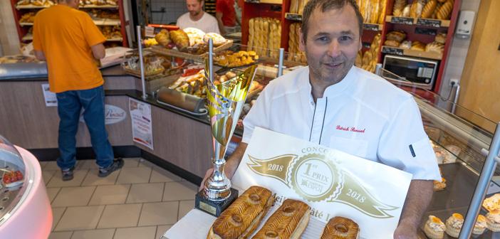 Meilleur Pâté Lorrain : 1er prix pour les boulangeries RENAUD