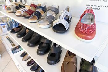 Chaussures confort à Verdun en Meuse