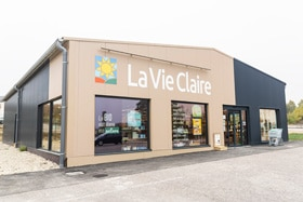 Epicerie Bio la Vie Claire à Commercy en Meuse