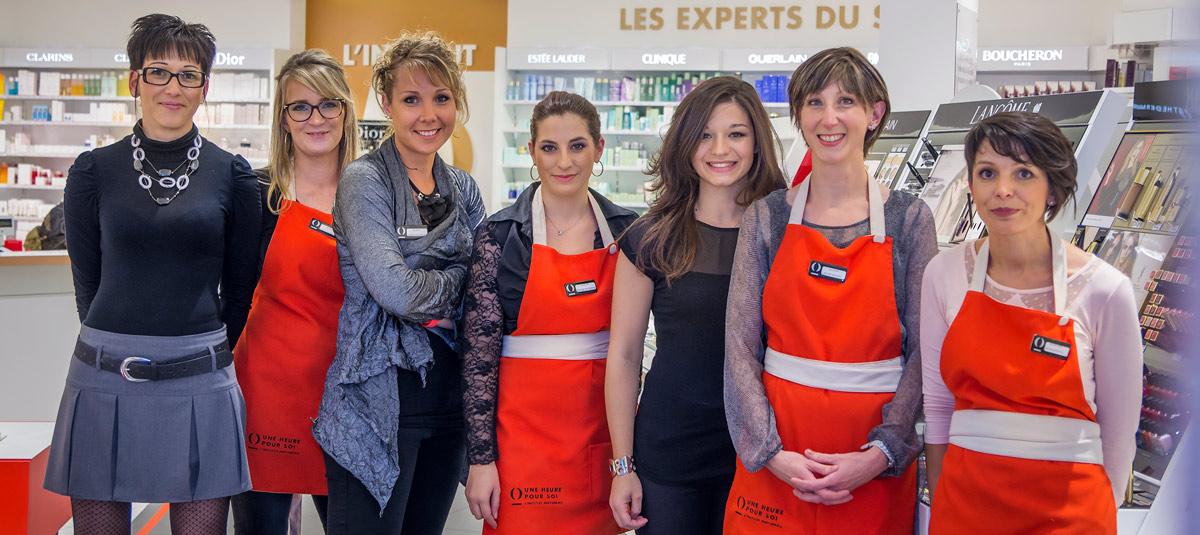 Institut Chez Heure Une SoiVotre Parfumerie leclerc Pour Nouvel E wOPkn08