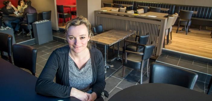 Eve Marion Sismondini, nouvelle gérante du Rallye Etc... de Verdun