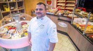 Cyrille Martin, Médaillé de Bronze de la coupe du monde de la boulangerie 2016