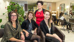 L'équipe de Créa'Tifs Coiffure vous accueille avec le sourire à Dugny sur Meuse.