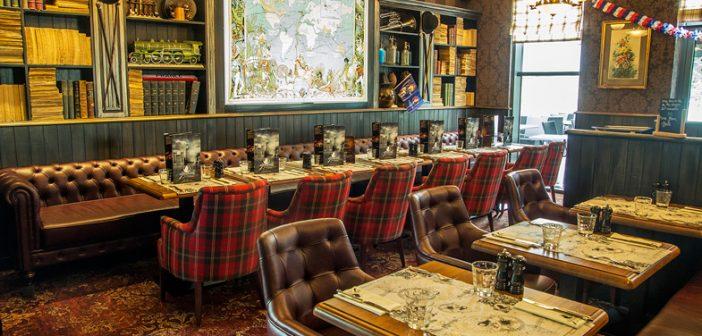 Sherlock Pub à Verdun
