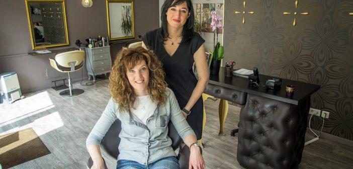 Carré d'Art, salon de coiffure à Verdun.