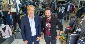 Patrick Schroeder et Jérémy Girbone pour vous servir chez Class' Hom & Fem'
