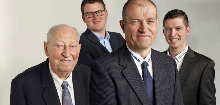 Menuiserie Collin, entreprise familiale sur 3 générations.