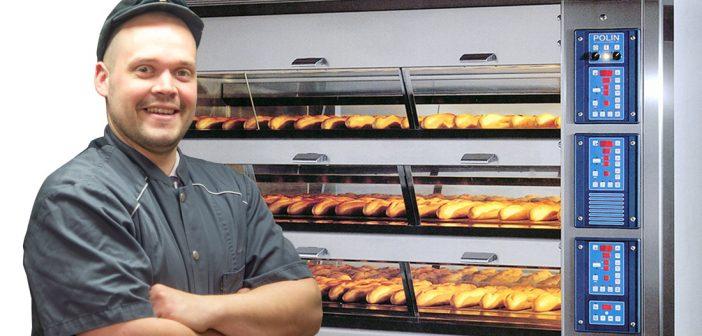Un nouveau four pour une cuisson idéale des baguettes de pain.