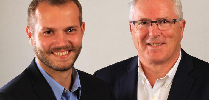 Maxime et Jean-Pierre Mansuy