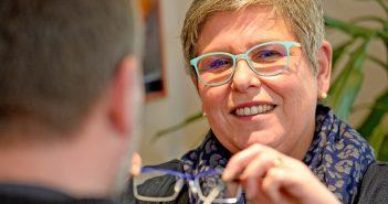 Christine propose ses services d'opticienne chevronnée à domicile autour de Bar-le-Duc.