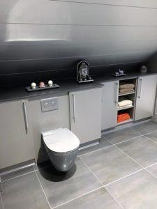 WC suspendus à Verdun en Meuse