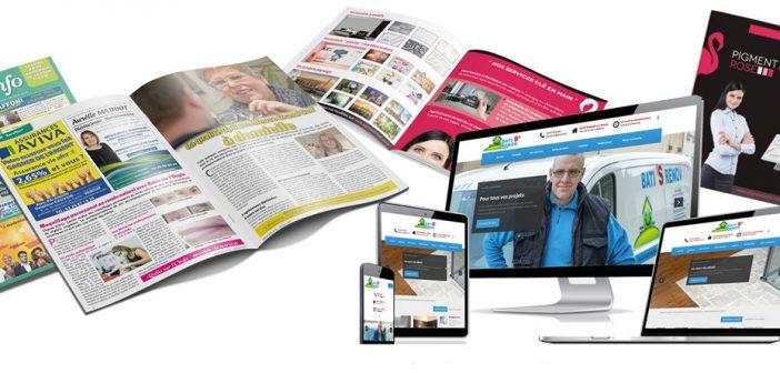 Sites internet, dépliants, flyers, brochures à Verdun et en Meuse (55)