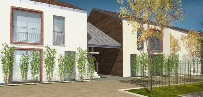 Les nouvelles constructions BBC de la Cité Verte