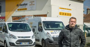 Julien Gabriel vous accueille chez AS Location Verdun.