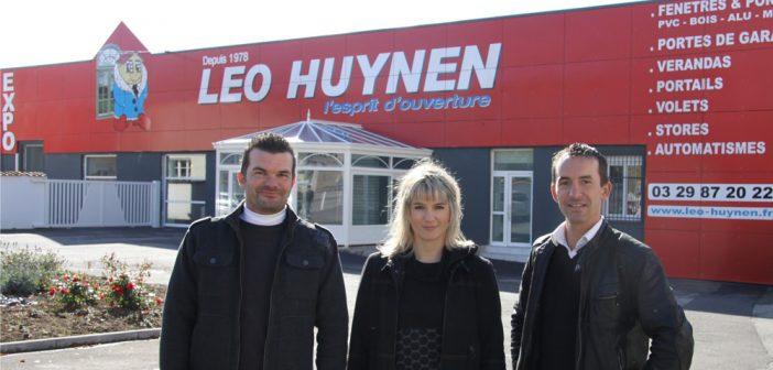 L'équipe de Leo Huynen vous accueille à Etain