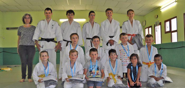 Judo Belleville sur Meuse