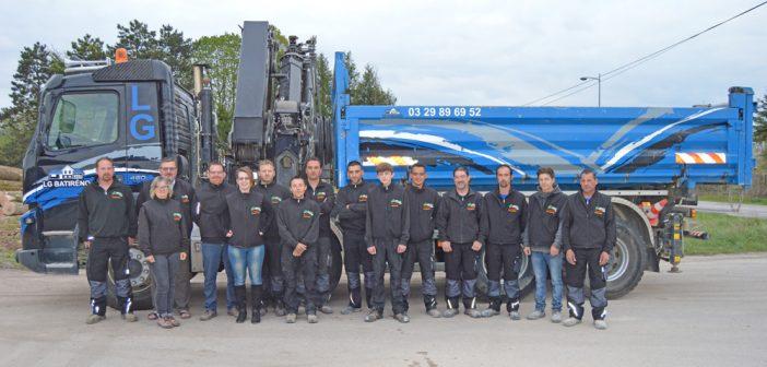Equipe LG Batiréno : chauffage et isolation en Meuse