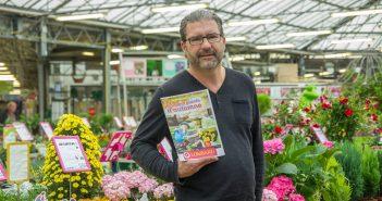 Daniel Roncevic, directeur de la jardinerie Lombard, vous présente son nouveau prospectus.