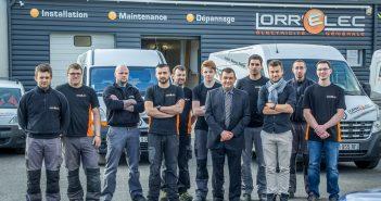 Lorrelec, une équipe d'électriciens pour votre chauffage en Meuse