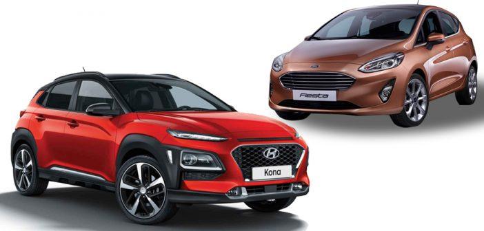 découvrez le Hyundai Kona et la nouvelle Ford Fiesta chez JM auto à Belleville sur Meuse