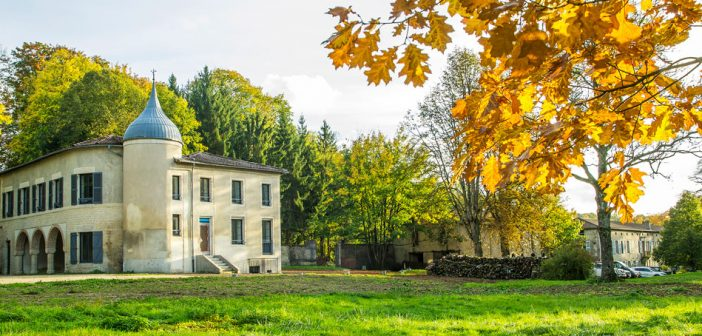Lodge Hôtel de Sommedieue en Meuse