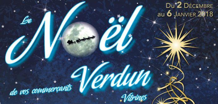 Noël à Verdun en Meuse