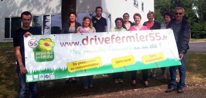 Drive Fermier Meuse 55