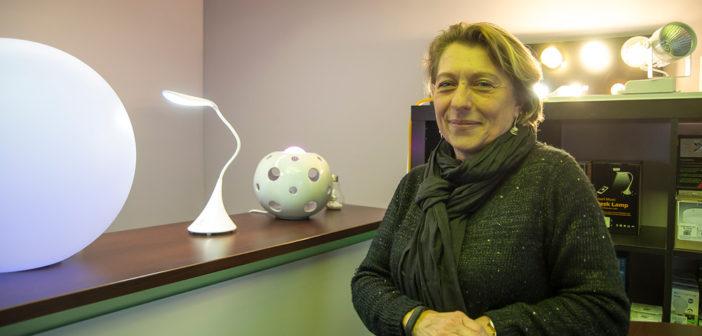 Eclairage LED à Belleville sur Meuse