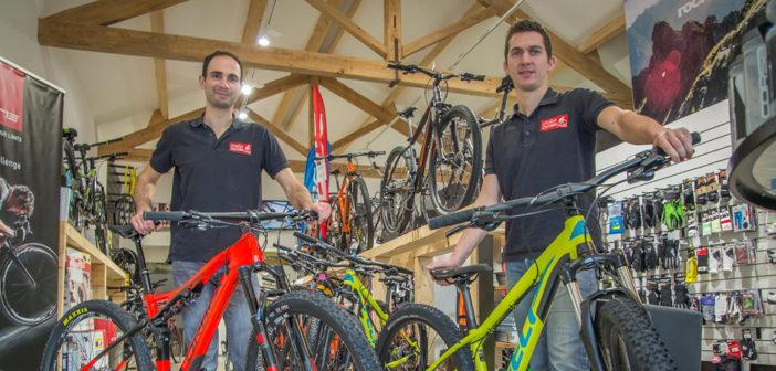 Atelier Cycles, le bon choix pour vos VTT à Verdun